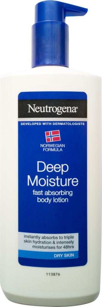 Losjon Neutrogena, za suho kožo, 400 ml