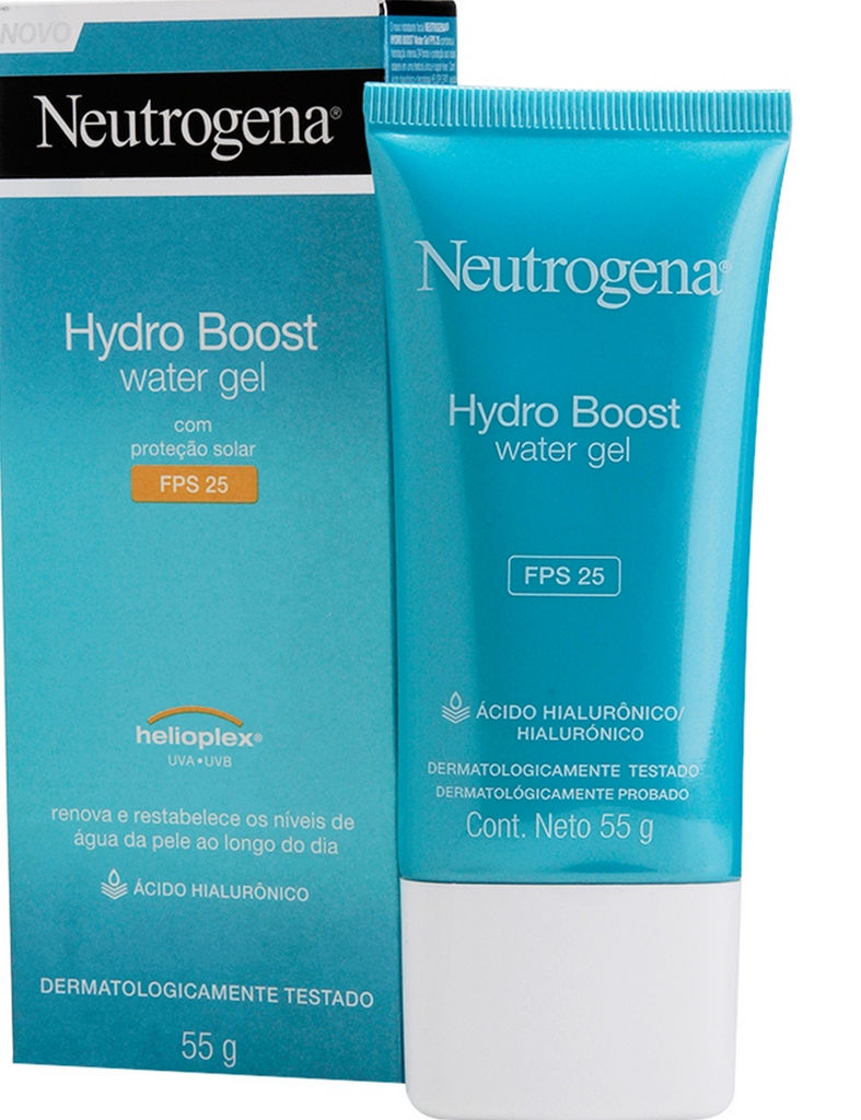 Fluid za obraz Neutrogena, Hydra boost SPF 25, 50 ml