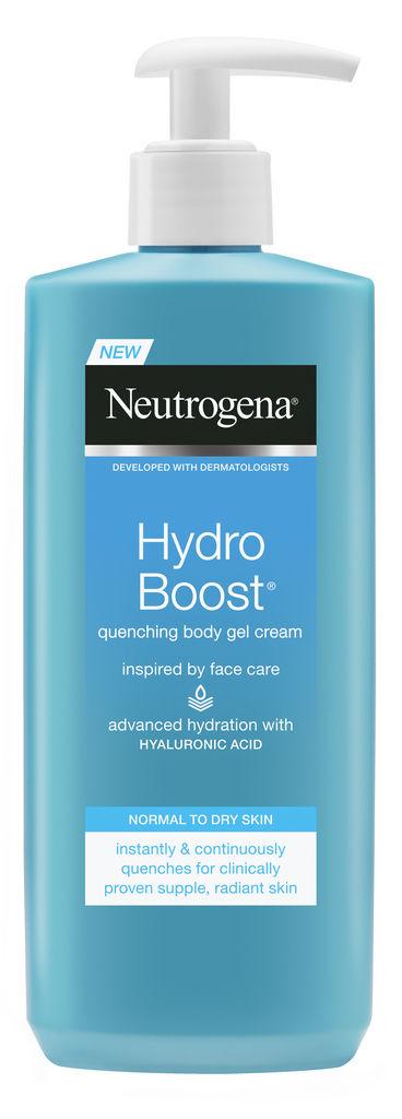 Gel krema za telo Neutrogena, Hydra boost, suha koža, 250 ml