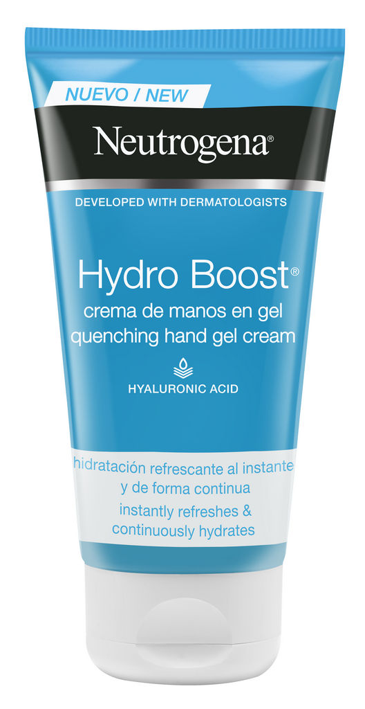 Gel krema za roke Neutrogena, Hydra boost, 75 ml