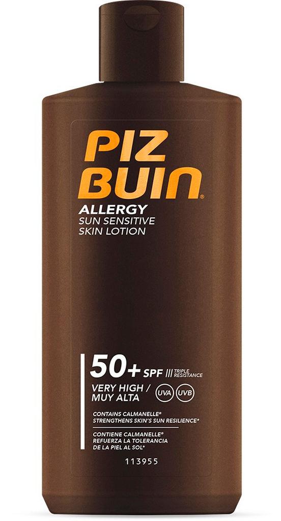 Losjon Piz Buin, Allergy sens., ZF50, 200ml