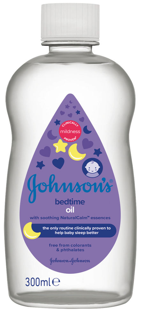 Olje Johnson's, Bedtime, otroško, 300ml