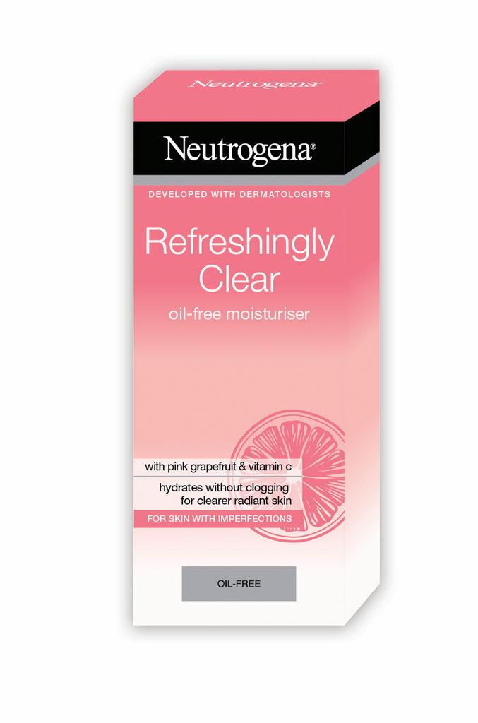 Krema Neutrogena za obraz VC Pink, 50ml