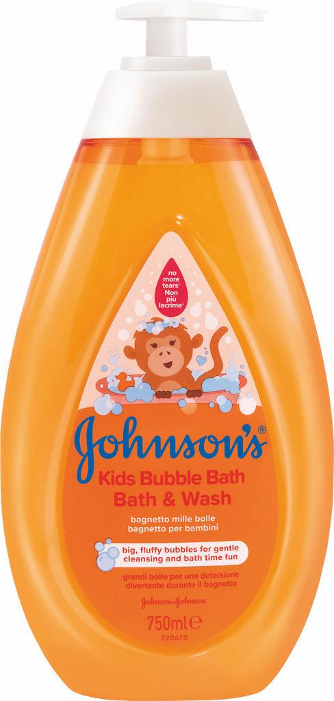 Kopel Johnson's, baby bubble, 750 ml