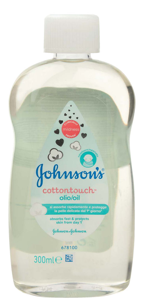 Olje Johnson's, Cotton touch, 300ml