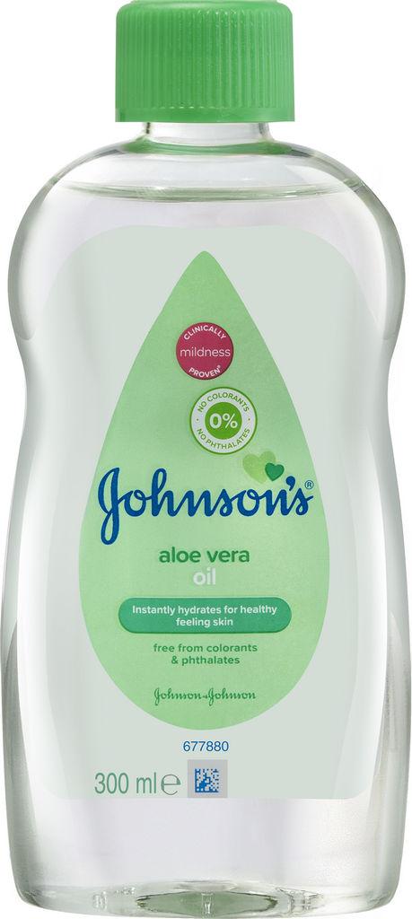 Olje Johnson's, Aloe vera, 300ml