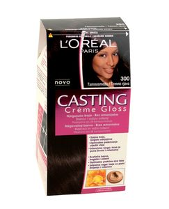 Barva za lase Casting gloss, 300, temno rjava