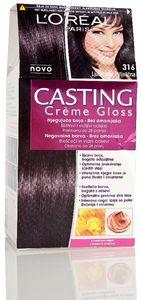 Barva za lase L'Oreal Casting Creme Gloss 316