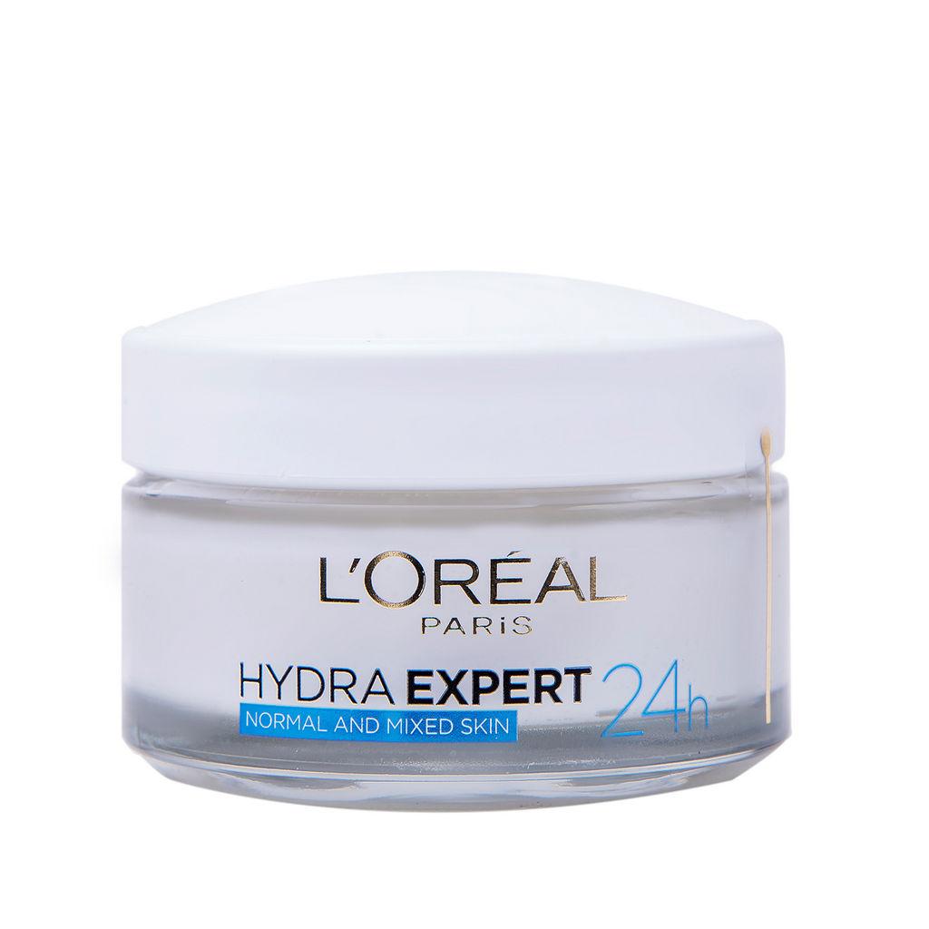 Krema L'oreal, Hydra expert, za normalno in mešano kožo, 50 ml