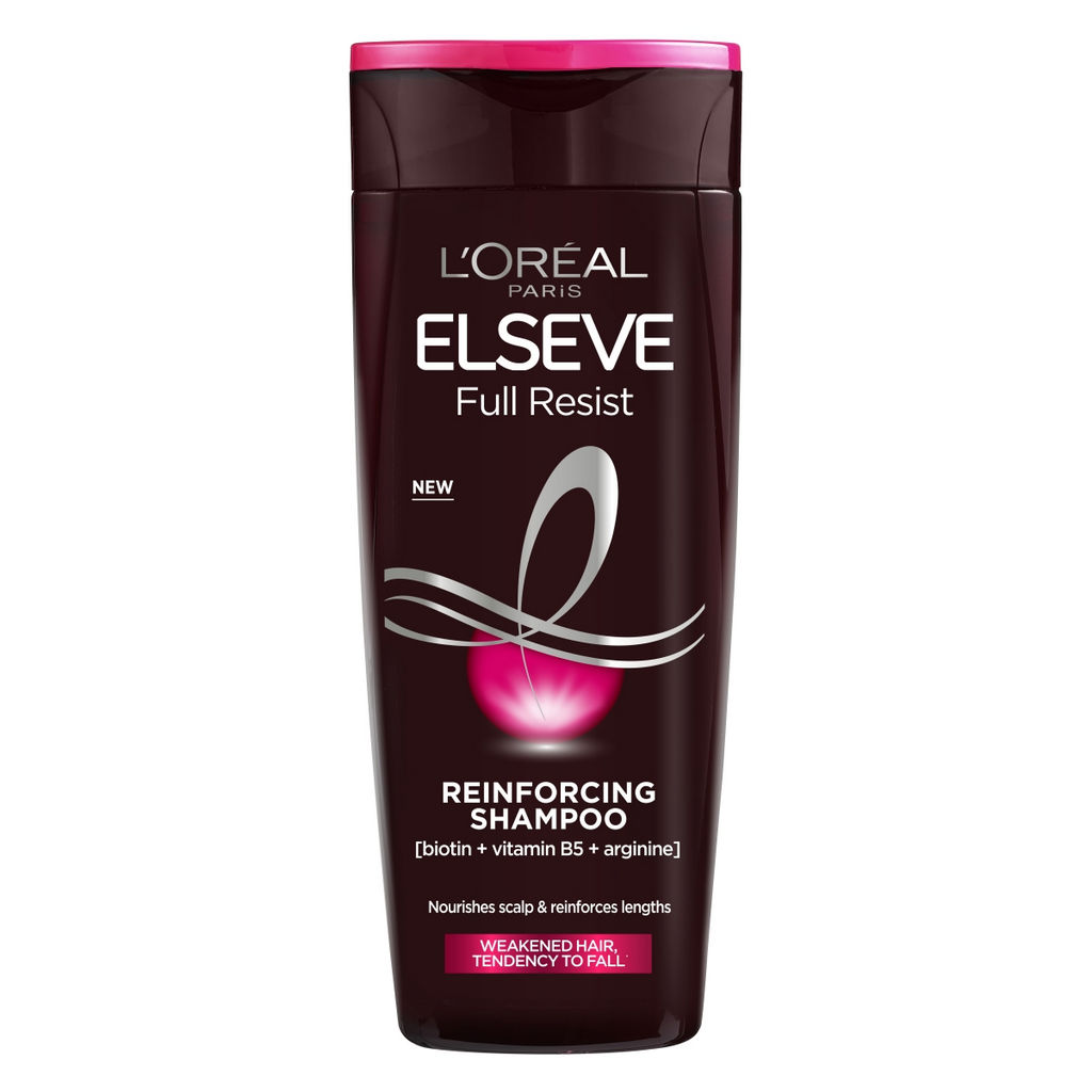 Šampon Elseve, Arginine resist, 250 ml
