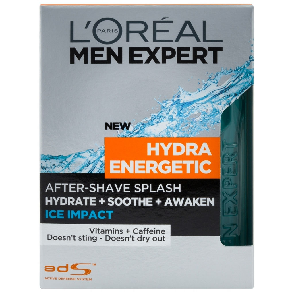 Losjon po britju L'Oreal, Men Expert, Ice impact, 100 ml