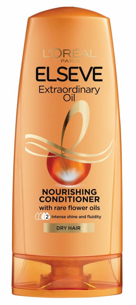 Balzam za lase Elseve, Extraordinary oil, 200 ml