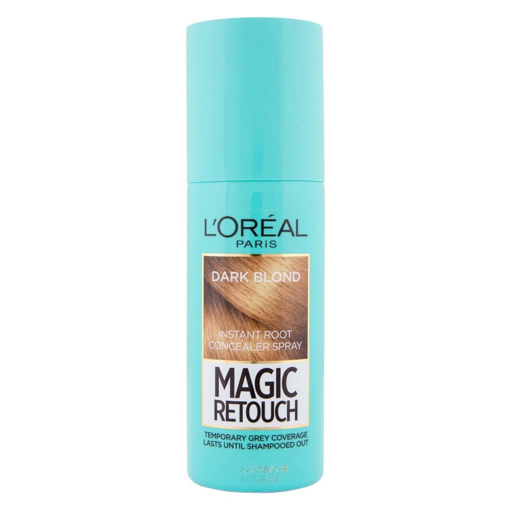Sprej za prekrivanje narastka Magic Retouch, dark blond