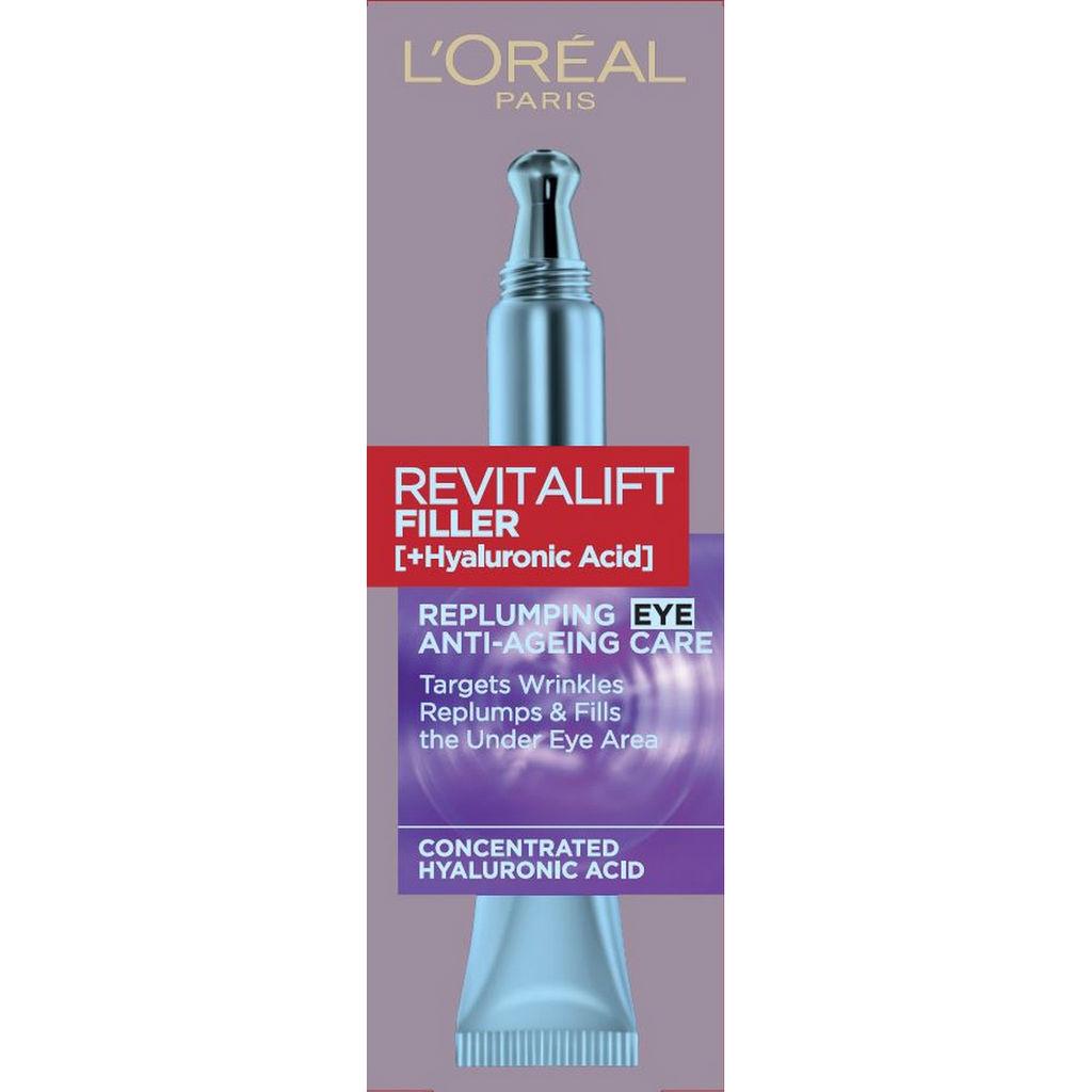 Krema za okoli oči, Revitalift Filler, 15 ml