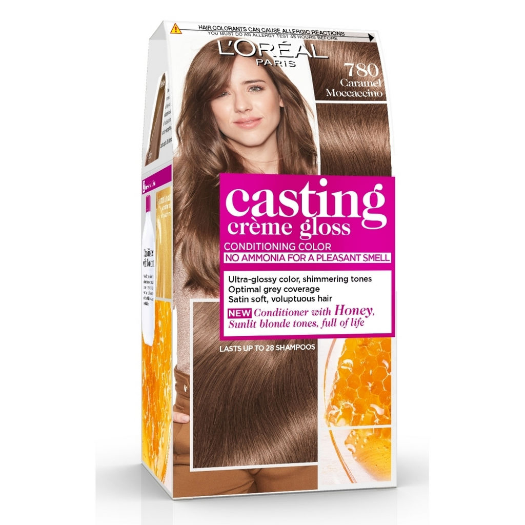 Barva Casting creme, gloss, 780