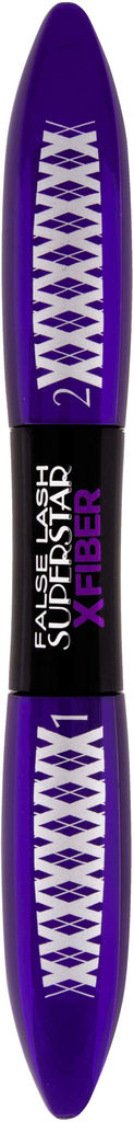 Maskara L'Oreal Paris False Lash Superstar, X-fiber, črna