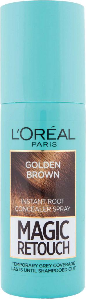 Sprej za prekrivanje narastka L'Oreal Magic, Golden brown