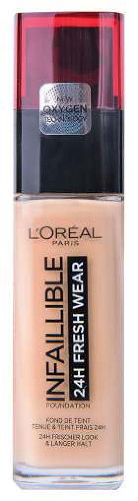 Puder tekoči L'Oreal Paris Infaillible 130 True Beige