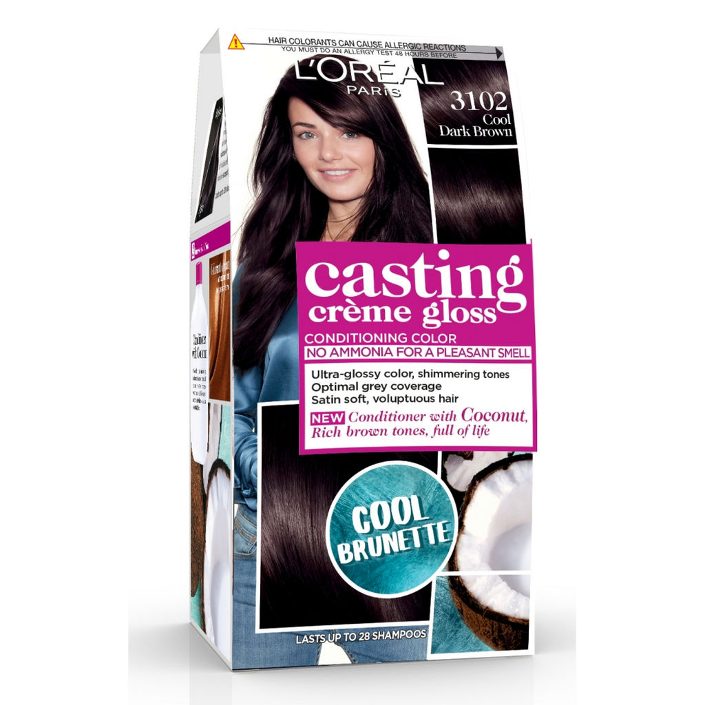 Barva za lase L'Oreal Casting Creme Gloss 310