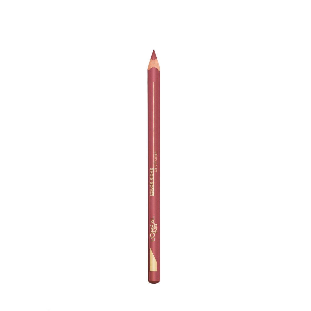 Črtalo za ustnice L'oreal, Color Riche couture 362 cristal cap
