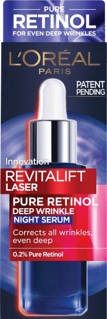 Serum Loreal, Revitalift Filler, Hyaluron, 30 ml
