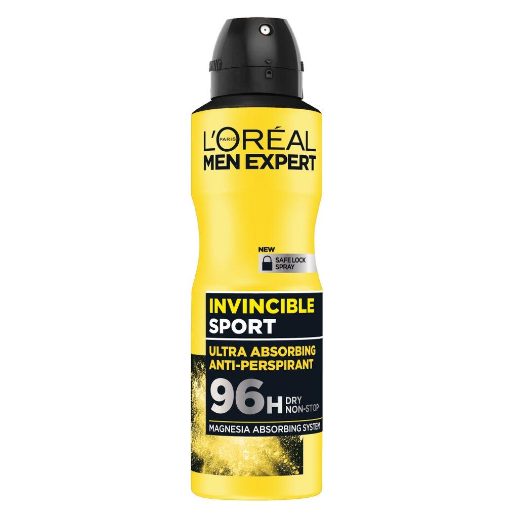 Dezodorant L'oreal Men expert Invincible Sport, 150ml