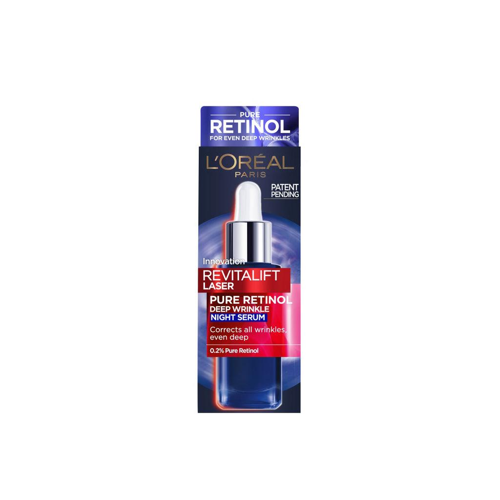 Serum za obraz Revitalift, laser retinol, 30 ml