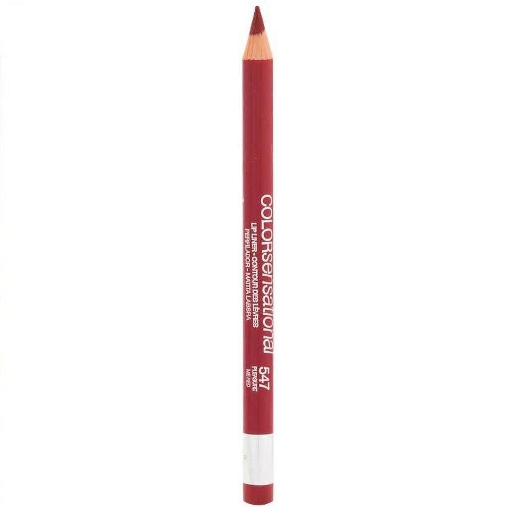 Svinčnik za ustnice Maybelline New York Color Sensational 547