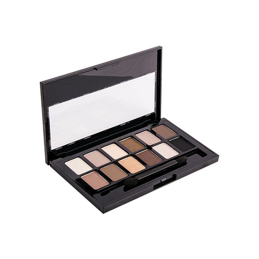 Senčila za oči Maybelline Eye Shadow Palette The Nudes paleta