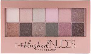 Senčila za oči Maybelline Eye Shadow Palette Blushed Nudes paleta
