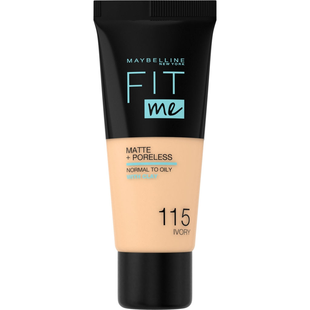 Puder tekoči Maybelline New York Fit Me Matte 115