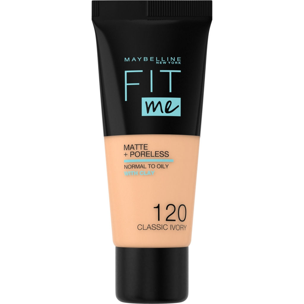 Puder tekoči Maybelline New York Fit Me Matte 120