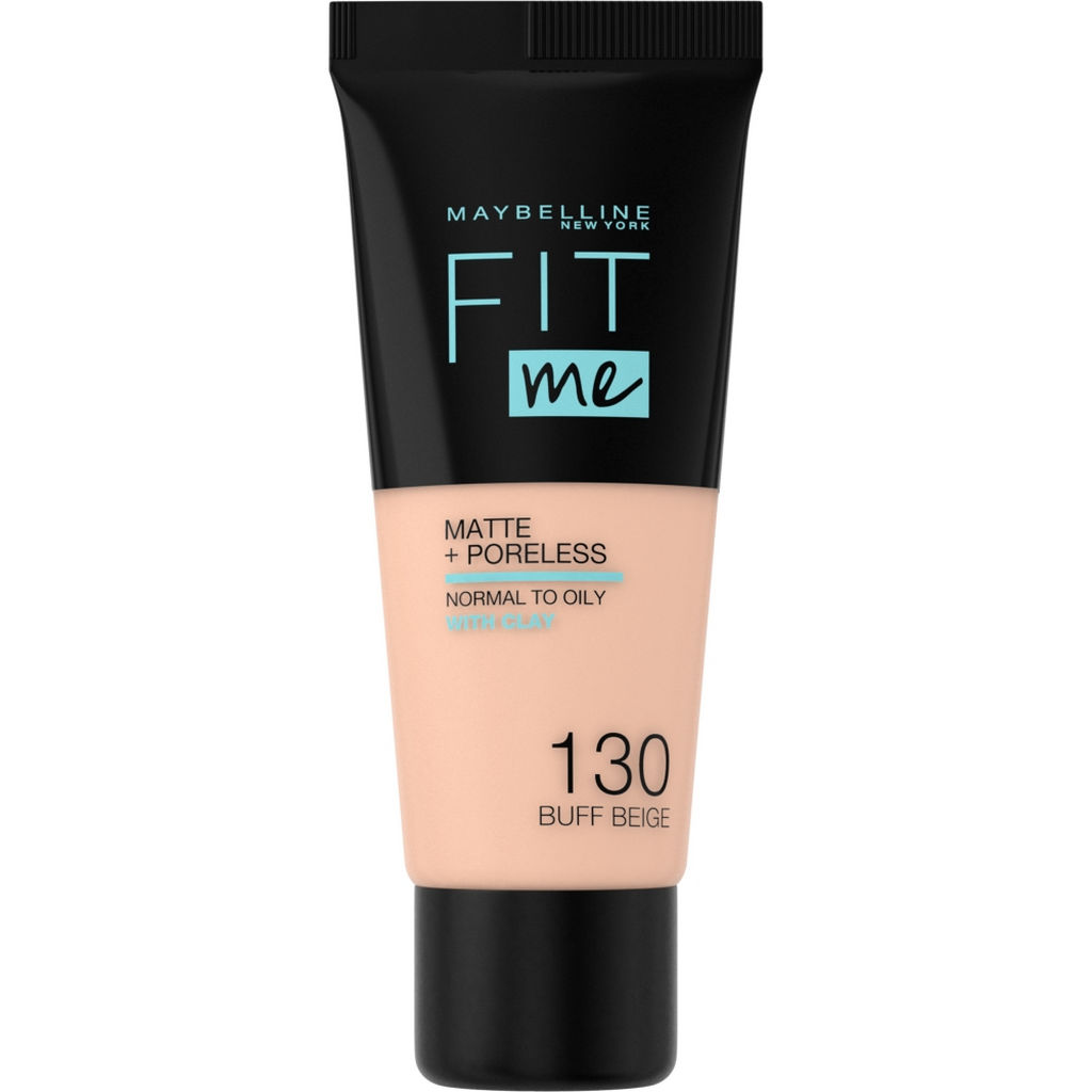 Puder tekoči Maybelline New York Fit Me Matte 130