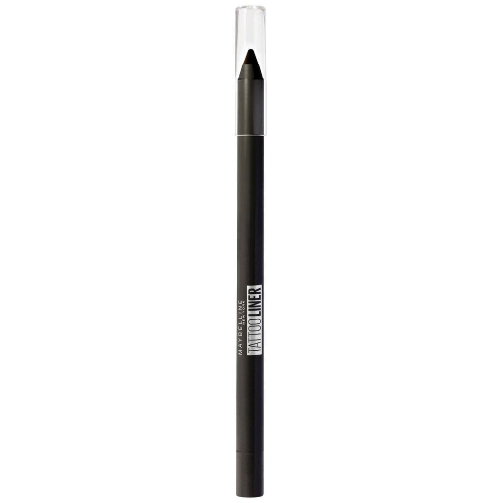 Črtalo gel svinčnik Maybelline New York Tattoo Deep Onyx