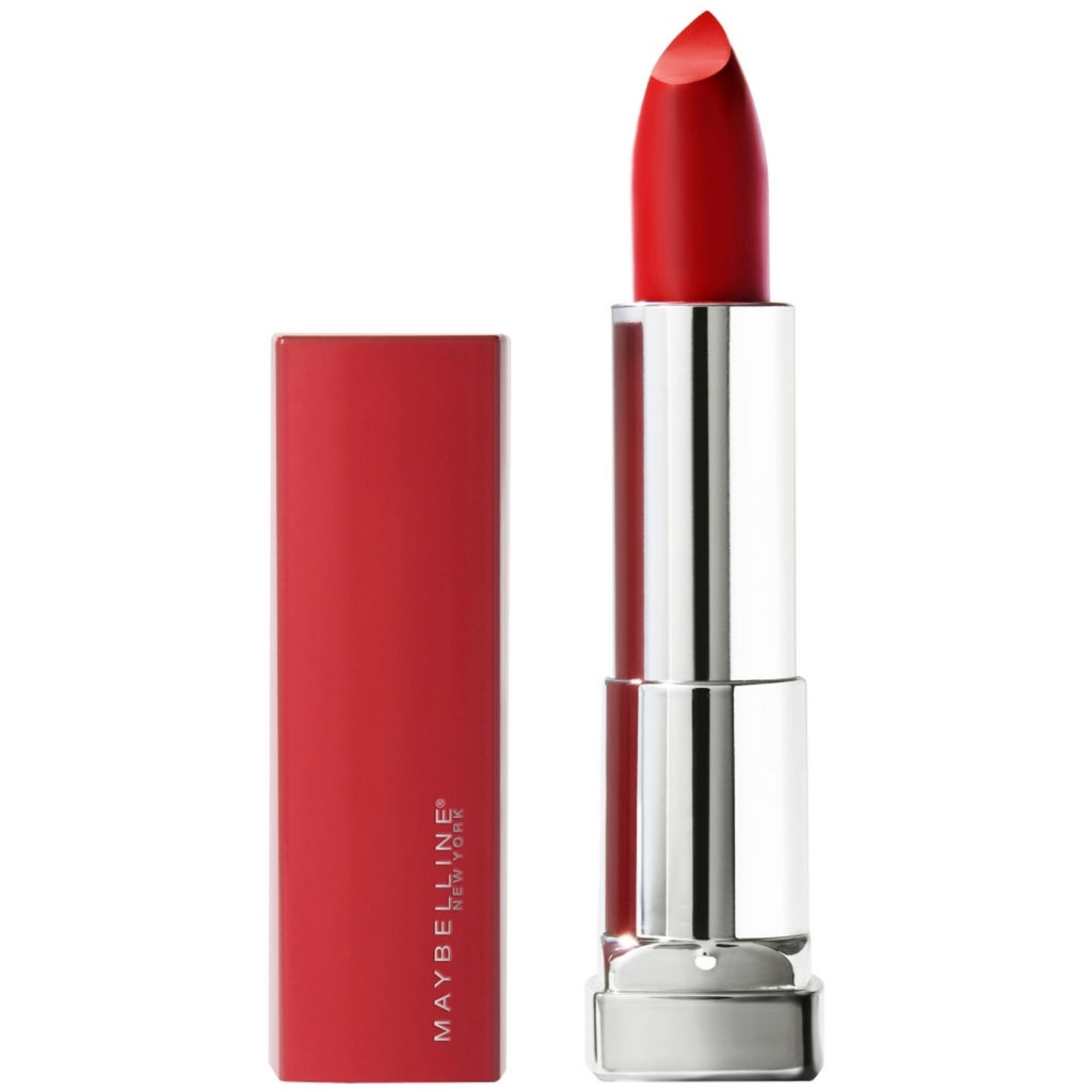 Šminka Maybelline New York Color Sensational Made For All 382 Red For Me