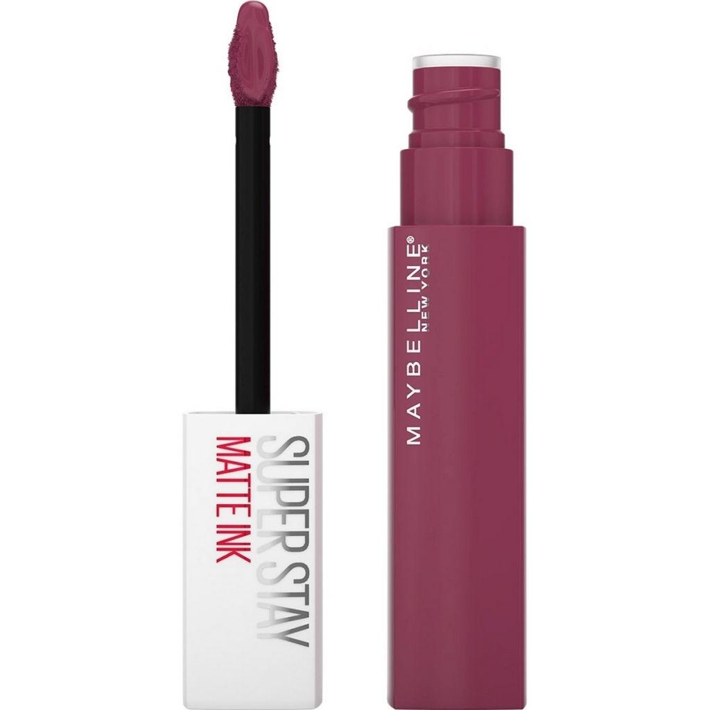 Šminka tekoča Maybelline New York Superstay Matte Ink Pinks 165 Successful