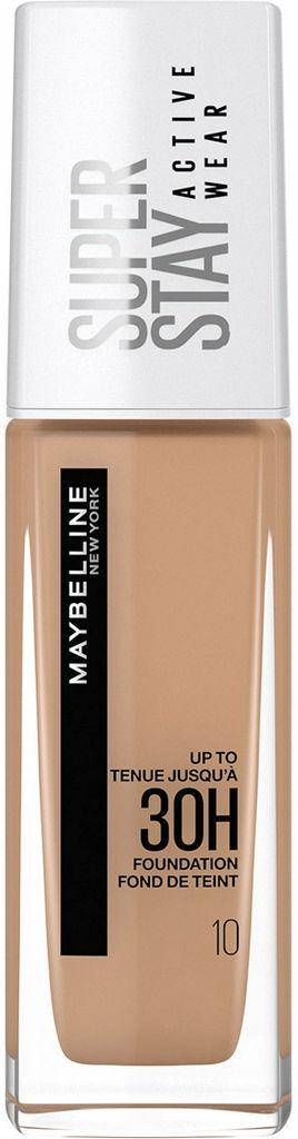 Puder tekoči Maybelline Superstay Active Wear 30H Ivory 10