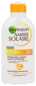 Mleko Garnier, Ambre Solaire SPF 30, 200 ml