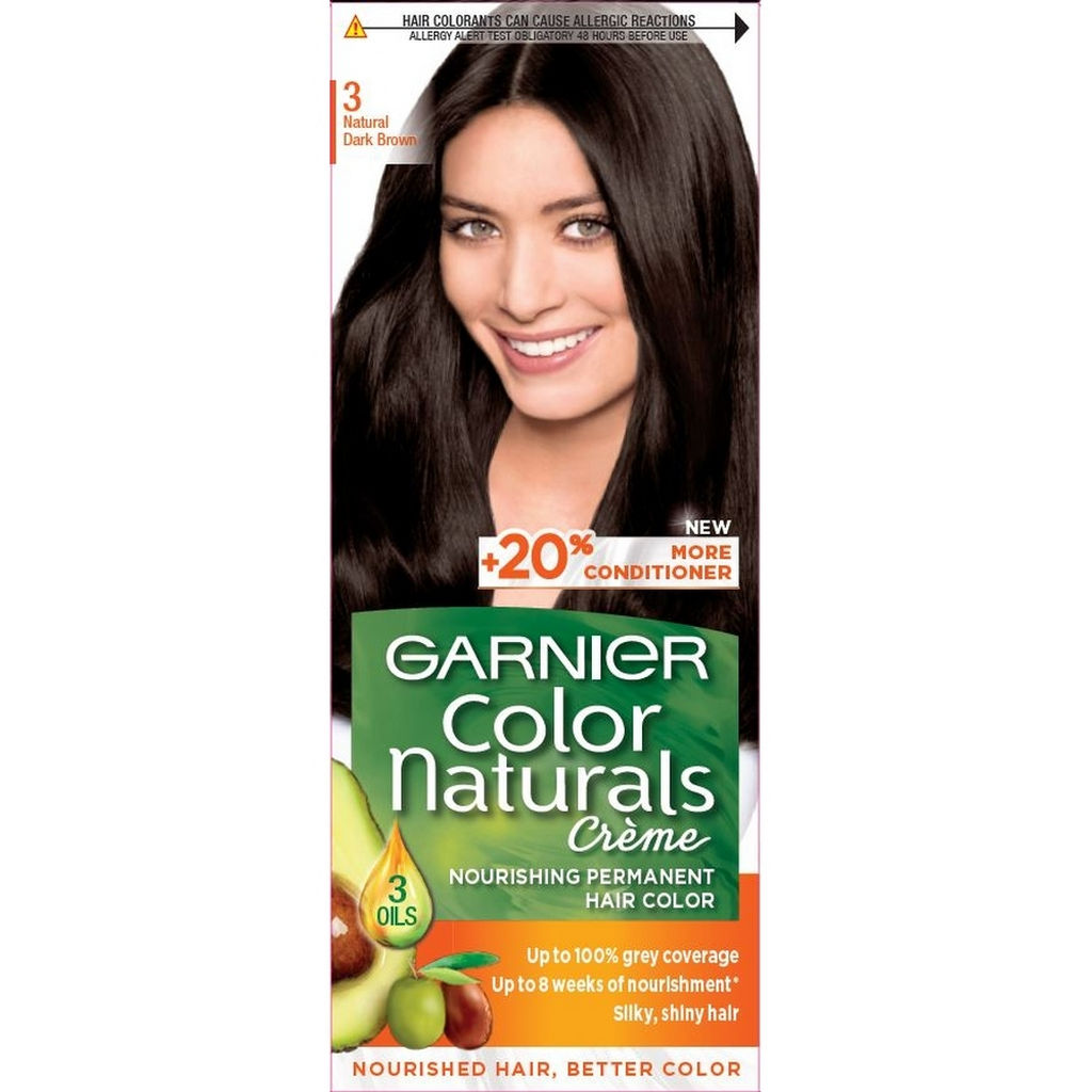 Barva za lase Garnier Color Naturals 3