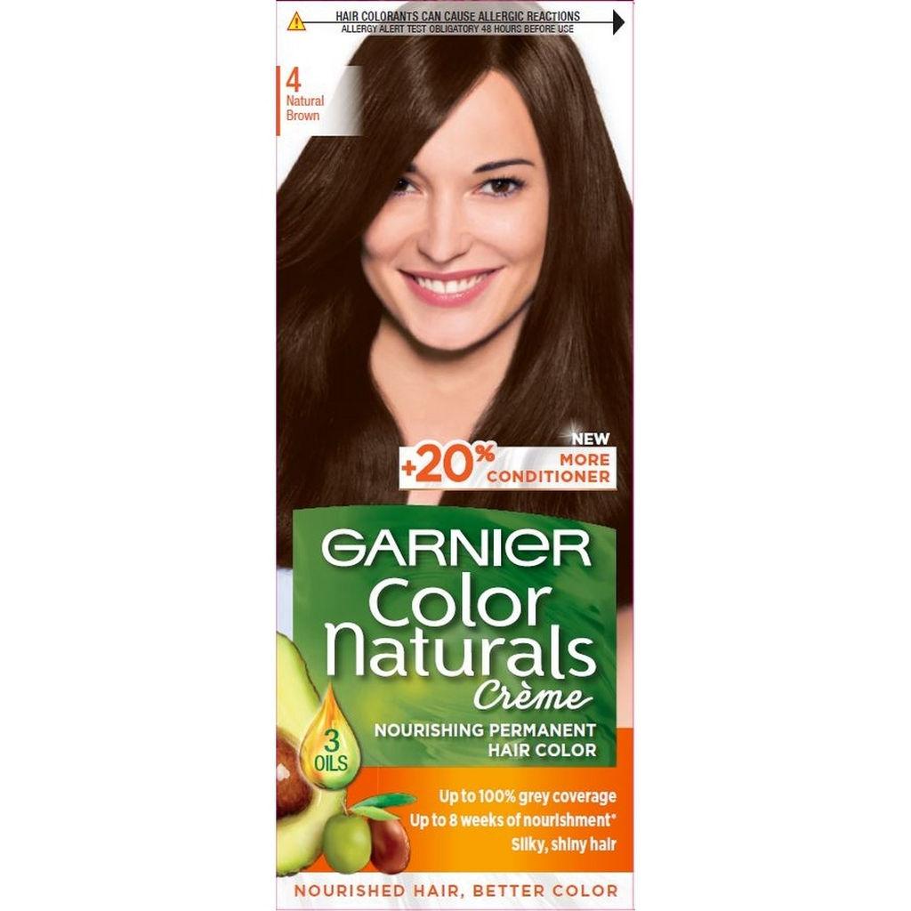 Barva Garnier, Naturals 4