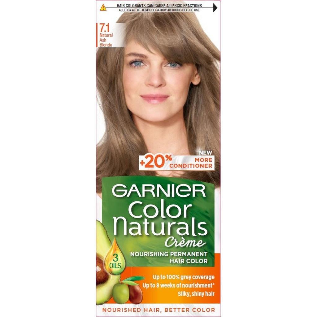 Barva Garnier, Naturals 7.1