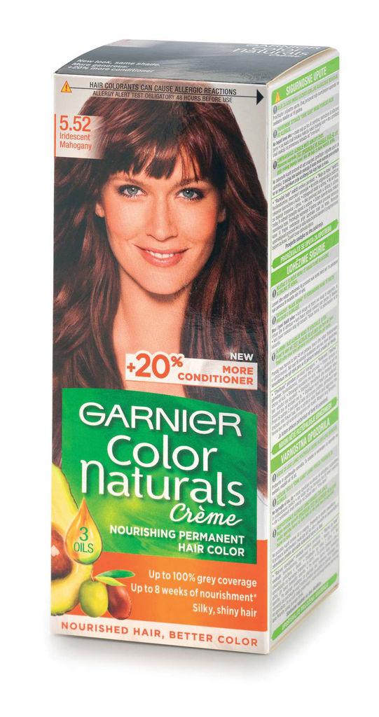 Barva Garnier, Naturals 5.52