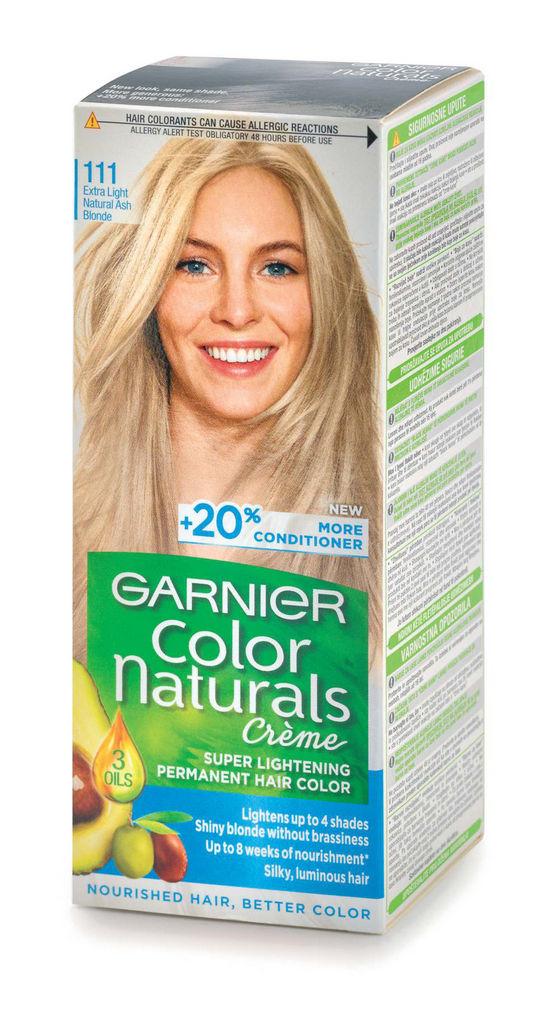Barva Garnier, Naturals 111