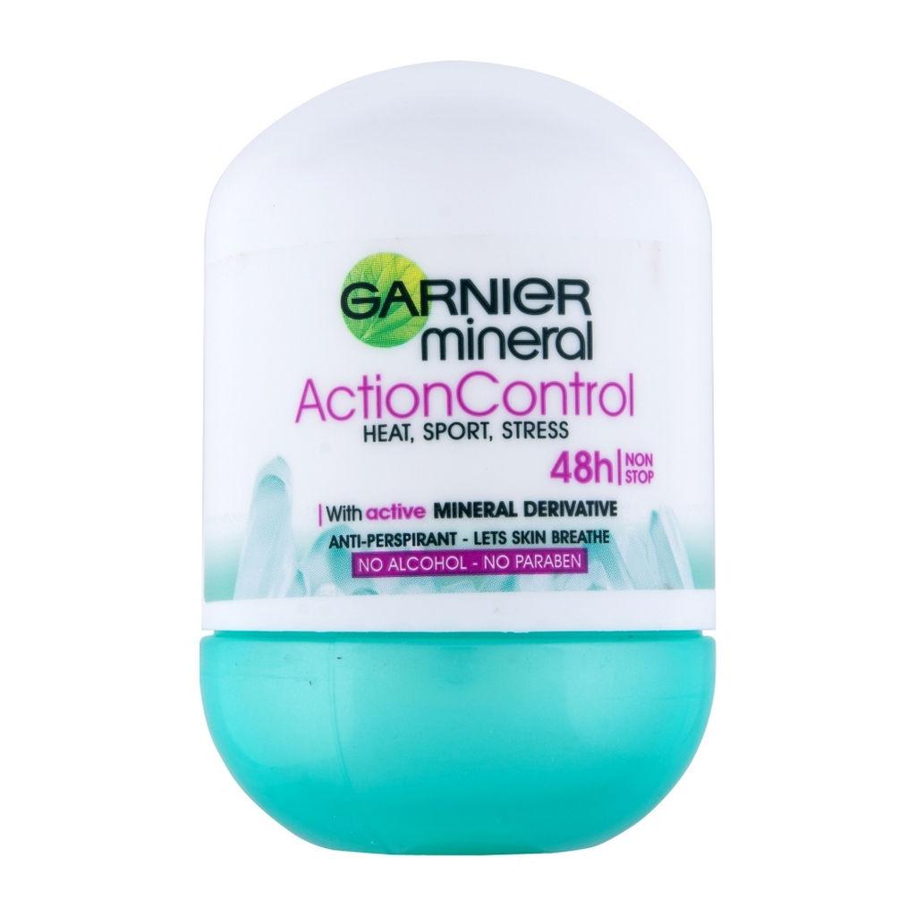 Dezodorant roll-on Garnier Mineral, 50ml