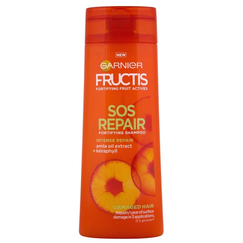 Šampon za lase Fructis, SOS Repair, 250ml