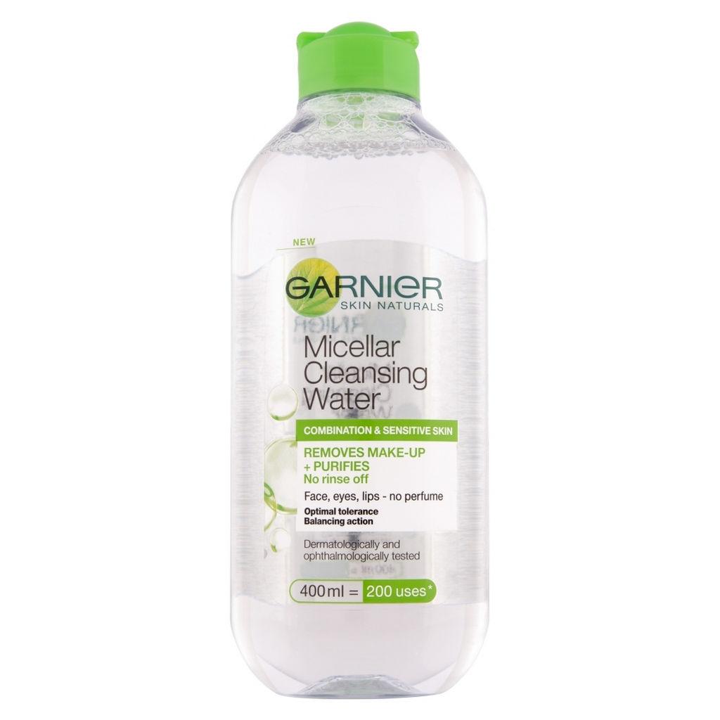 Micelarna voda Garnier, za suho kožo, 400 ml