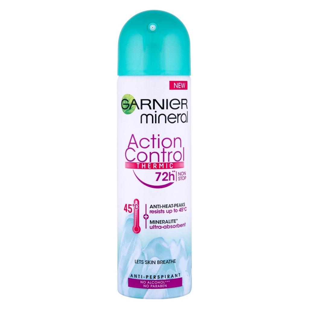 Dezodorant Garnier, ž., Action control termic, 150 ml