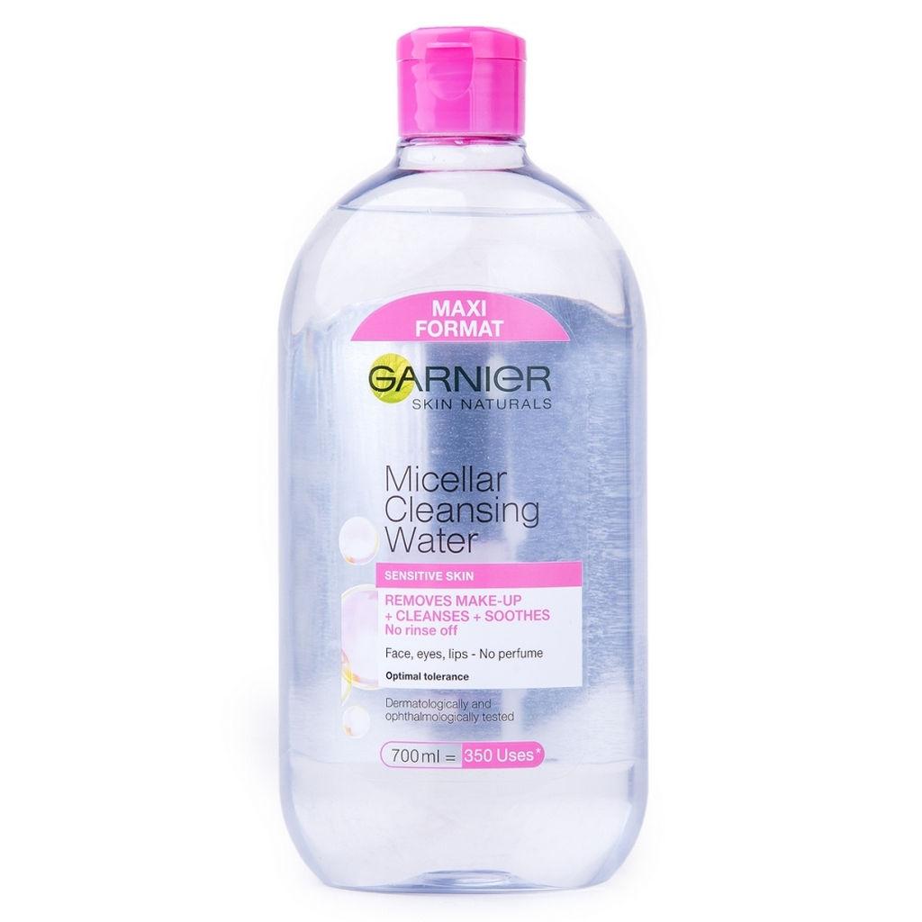 Micelarna voda Garniere Skin nat sensitive, 700ml