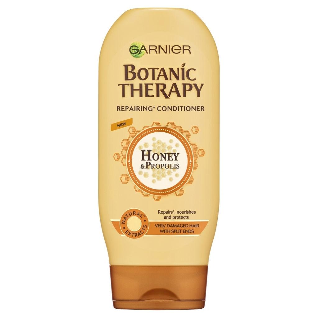 Balzam za lase Garnier, Botanic Therapy med in propolis, 200 ml