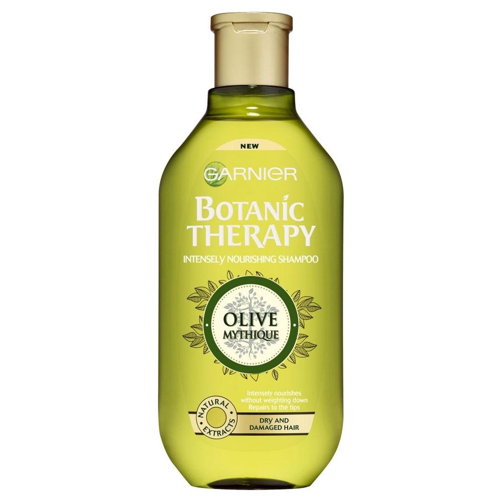 Šampon Garnier, Botanic Therapy Mythique olive, 250 ml